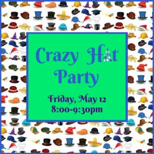 Crazy Hat Party Image