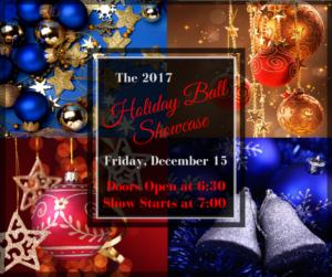 Holiday Ball Showcase 2017