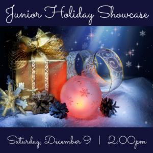 Junior Holiday Showcase