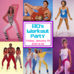80's Workout Party