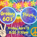 Groovy 60's Party Image