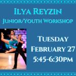 Ilya Reyzin Workshop