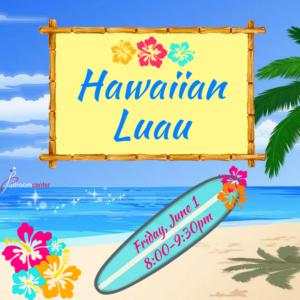 Hawaiian Luau Graphic