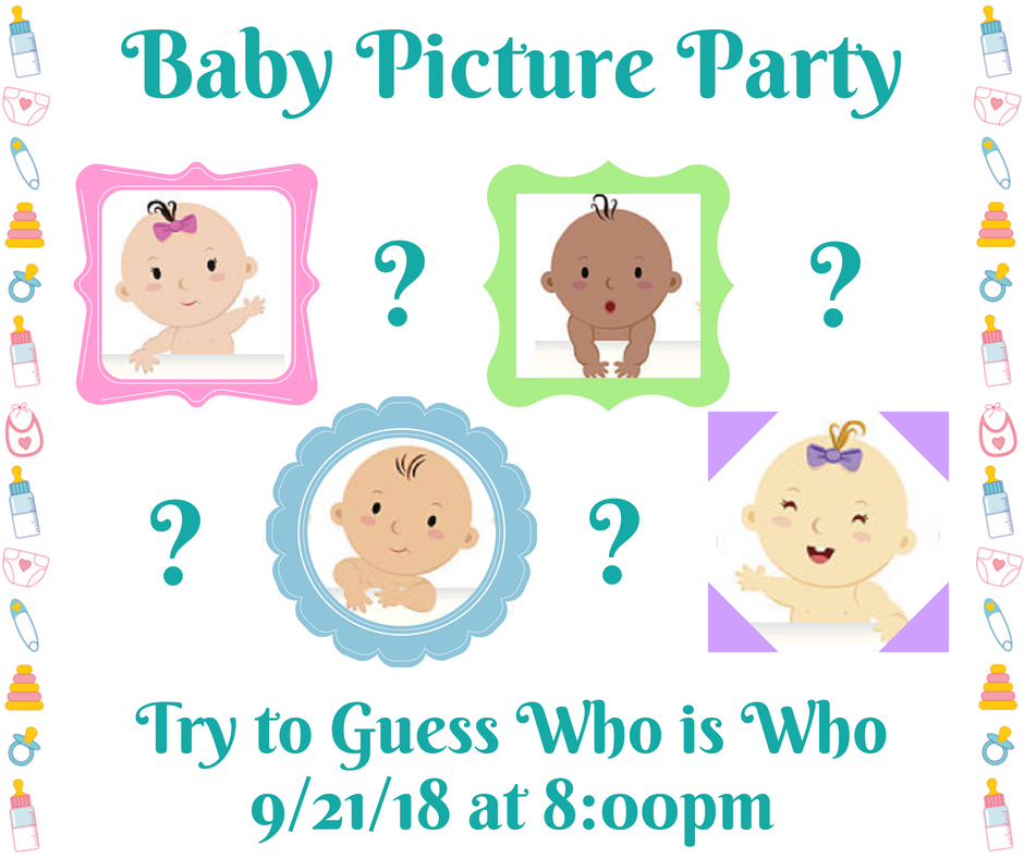 Baby Picture Party Image