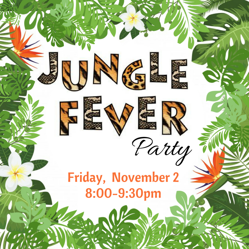 Jungle Fever Party Image