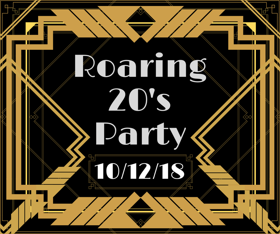 Roaring 20's Party Image