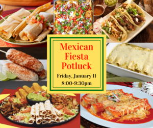 Mexican FiestaPotluck Image