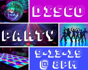 Disco Party Image